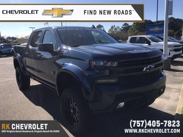 2020 Chevrolet Silverado 1500 Crew Cab 4x4, Rocky Ridge Pickup #204426 - photo 1