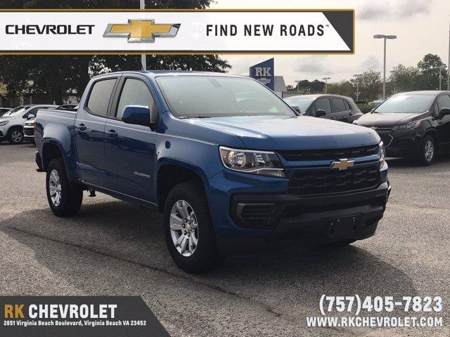 2021 Chevrolet Colorado Crew Cab RWD, Pickup #204460 - photo 1