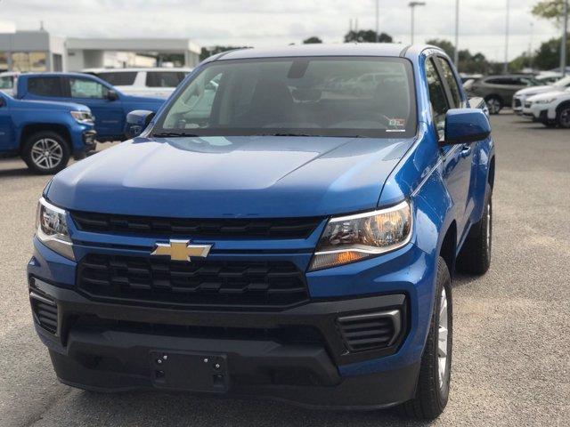 2021 Chevrolet Colorado Crew Cab RWD, Pickup #204460 - photo 10