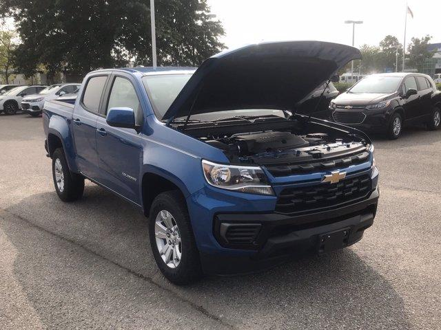 2021 Chevrolet Colorado Crew Cab RWD, Pickup #204460 - photo 44