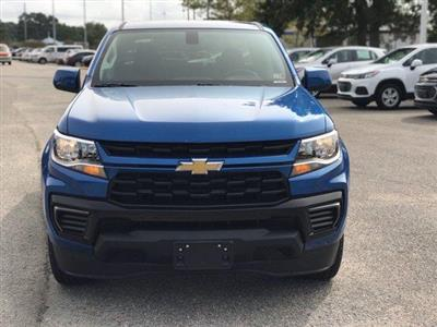 2021 Chevrolet Colorado Crew Cab RWD, Pickup #204460 - photo 3