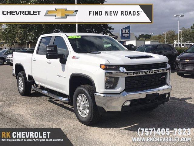 2020 Chevrolet Silverado 2500 Crew Cab 4x4, Pickup #204506 - photo 1