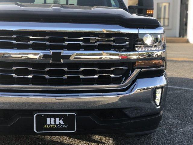 2016 Silverado 1500 Crew Cab 4x4,  Pickup #209336A - photo 12