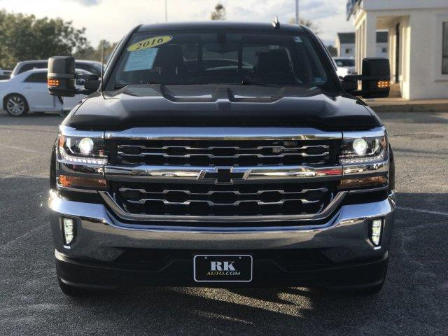 2016 Silverado 1500 Crew Cab 4x4,  Pickup #209336A - photo 3