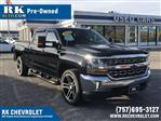 2016 Silverado 1500 Crew Cab 4x4,  Pickup #209336A - photo 1
