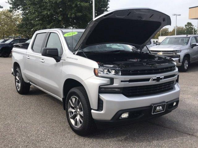 2020 Silverado 1500 Crew Cab 4x2,  Pickup #209824 - photo 45