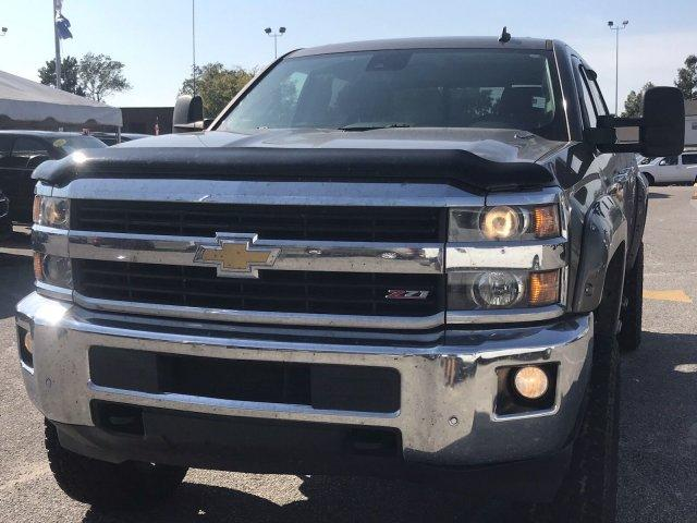 2015 Silverado 2500 Crew Cab 4x4,  Pickup #209828A - photo 12