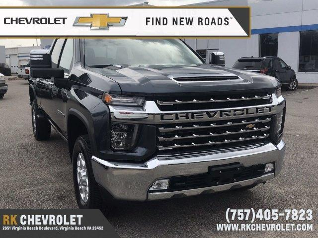 2020 Silverado 2500 Crew Cab 4x4,  Pickup #209829 - photo 1