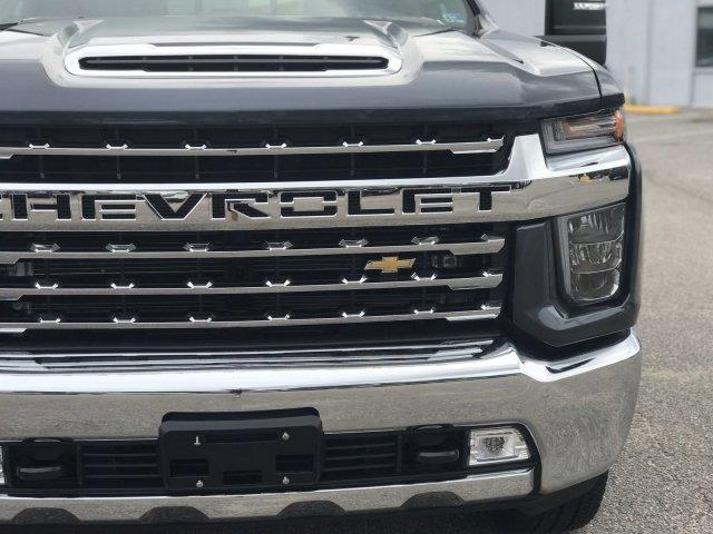 2020 Silverado 2500 Crew Cab 4x4,  Pickup #209829 - photo 11