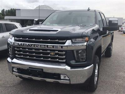 2020 Silverado 2500 Crew Cab 4x4,  Pickup #209829 - photo 4