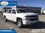 2017 Chevrolet Silverado 1500 Crew Cab 4x4, Pickup #214294A - photo 1