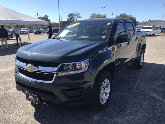 2017 Chevrolet Colorado Crew Cab RWD, Pickup #214668A - photo 4