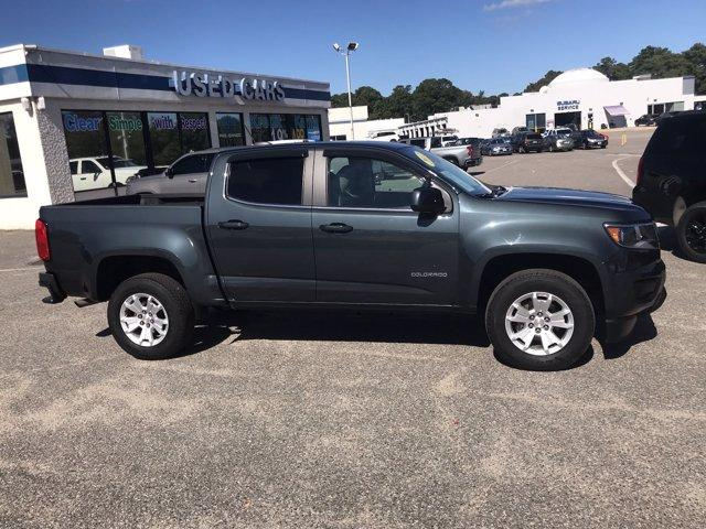 2017 Chevrolet Colorado Crew Cab RWD, Pickup #214668A - photo 8