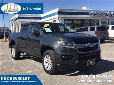 2017 Chevrolet Colorado Crew Cab RWD, Pickup #214668A - photo 1