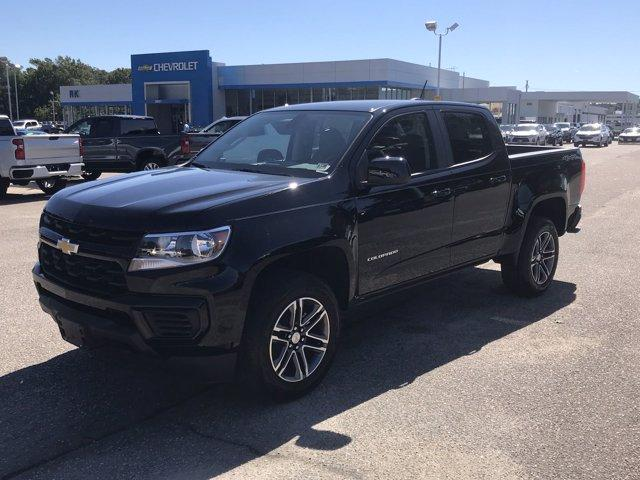 2021 Chevrolet Colorado Crew Cab 4x4, Pickup #214696 - photo 4