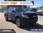 2021 Chevrolet Colorado Crew Cab 4x4, Pickup #214696 - photo 1