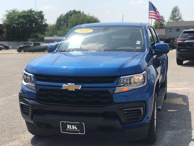 2021 Chevrolet Colorado Crew Cab 4x4, Pickup #214753 - photo 11