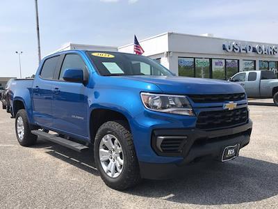 2021 Chevrolet Colorado Crew Cab 4x4, Pickup #214753 - photo 3