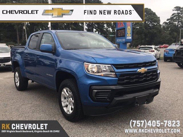2021 Chevrolet Colorado Crew Cab 4x2, Pickup #215047 - photo 1