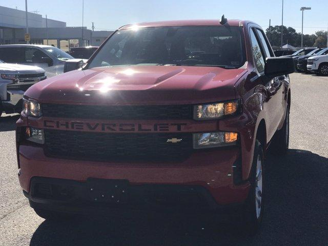 2021 Chevrolet Silverado 1500 Crew Cab 4x4, Pickup #215117 - photo 11