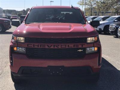 2021 Chevrolet Silverado 1500 Crew Cab 4x4, Pickup #215117 - photo 3