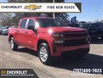 2021 Chevrolet Silverado 1500 Crew Cab 4x4, Pickup #215117 - photo 1
