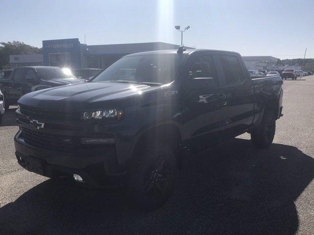 2021 Chevrolet Silverado 1500 Crew Cab 4x4, Pickup #215120 - photo 4