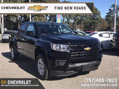 2021 Chevrolet Colorado Crew Cab 4x2, Pickup #215164 - photo 1