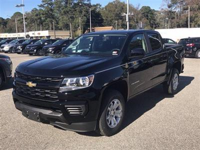 2021 Chevrolet Colorado Crew Cab 4x2, Pickup #215164 - photo 4