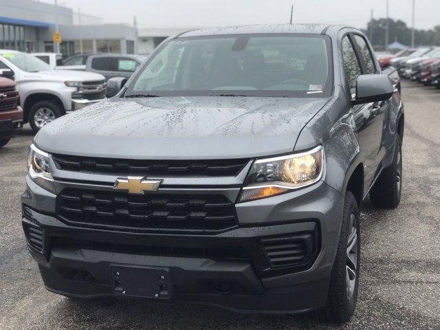 2021 Chevrolet Colorado Crew Cab 4x4, Pickup #215172 - photo 10