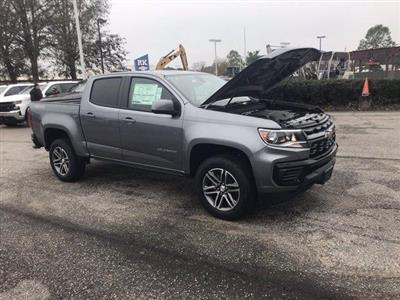 2021 Chevrolet Colorado Crew Cab 4x4, Pickup #215172 - photo 43