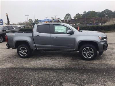 2021 Chevrolet Colorado Crew Cab 4x4, Pickup #215172 - photo 8