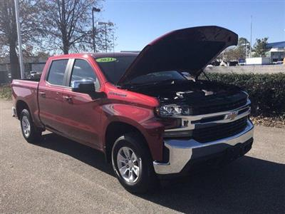 2021 Chevrolet Silverado 1500 Crew Cab 4x4, Pickup #215227 - photo 37