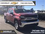 2021 Chevrolet Silverado 1500 Crew Cab 4x4, Pickup #215227 - photo 1