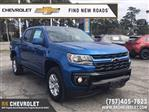 2021 Chevrolet Colorado Crew Cab 4x4, Pickup #215350 - photo 1