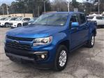 2021 Chevrolet Colorado Crew Cab 4x4, Pickup #215350 - photo 4