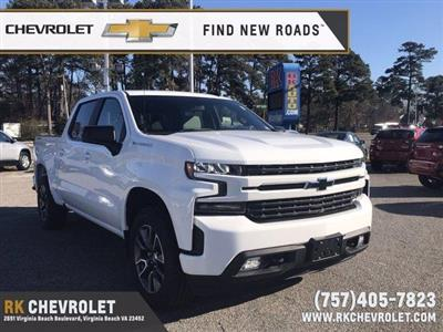 2021 Chevrolet Silverado 1500 Crew Cab 4x4, Pickup #215358 - photo 1