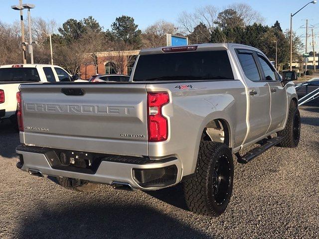 2019 Chevrolet Silverado 1500 Crew Cab 4x4, Pickup #215482A - photo 8