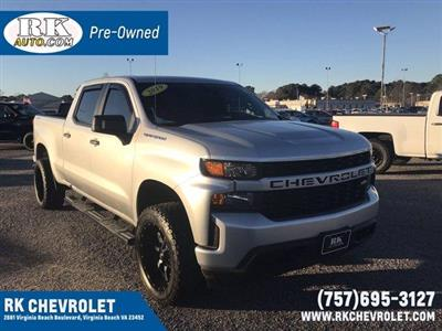 2019 Chevrolet Silverado 1500 Crew Cab 4x4, Pickup #215482A - photo 1