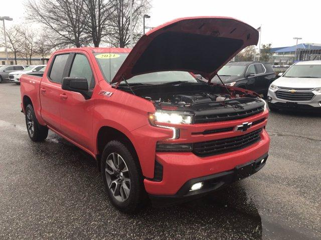 2021 Chevrolet Silverado 1500 Crew Cab 4x4, Pickup #215500 - photo 48