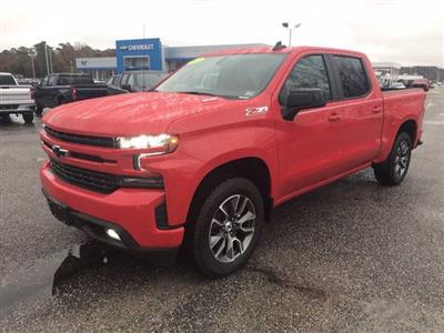 2021 Chevrolet Silverado 1500 Crew Cab 4x4, Pickup #215500 - photo 4