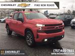 2021 Chevrolet Silverado 1500 Crew Cab 4x4, Pickup #215500 - photo 1