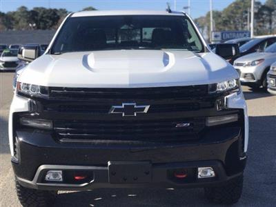 2021 Chevrolet Silverado 1500 Crew Cab 4x4, Pickup #215547 - photo 3