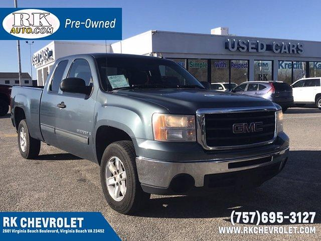 2009 GMC Sierra 1500 Extended Cab 4x2, Pickup #215577A - photo 1