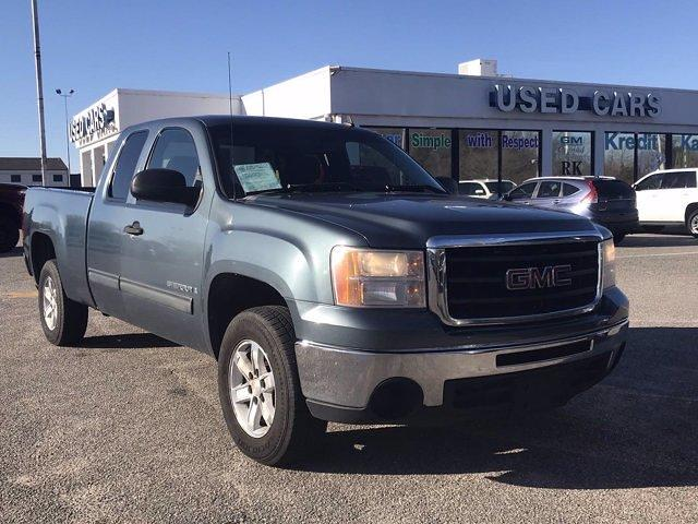 2009 GMC Sierra 1500 Extended Cab 4x2, Pickup #215577A - photo 4