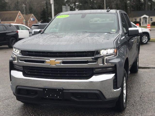 2021 Chevrolet Silverado 1500 Crew Cab 4x4, Pickup #215850 - photo 10
