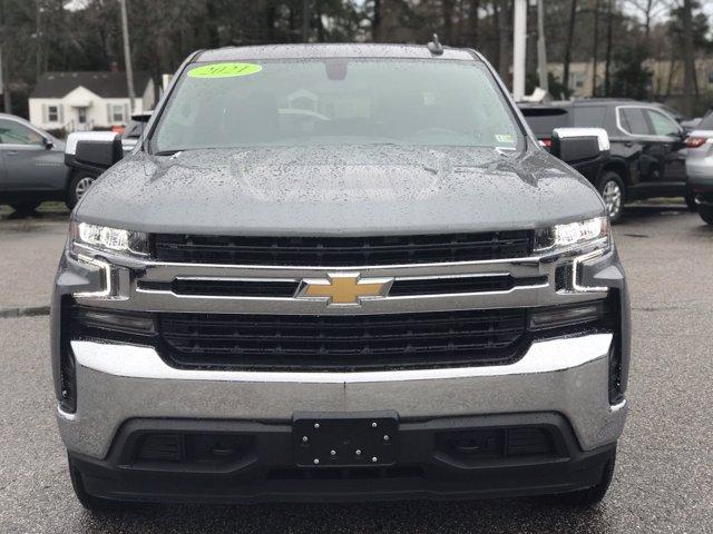2021 Chevrolet Silverado 1500 Crew Cab 4x4, Pickup #215850 - photo 3