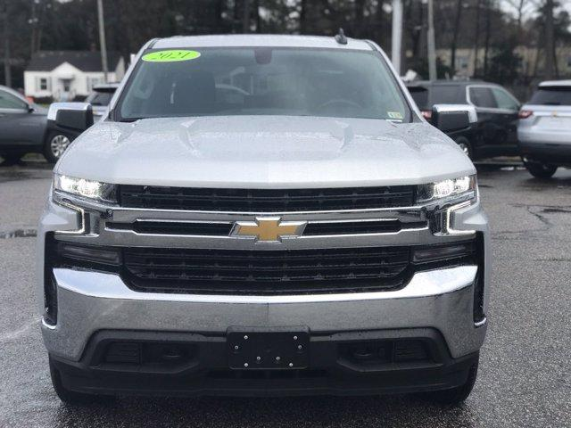 2021 Chevrolet Silverado 1500 Crew Cab 4x4, Pickup #215855 - photo 3