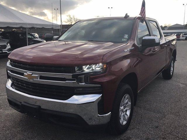 2019 Chevrolet Silverado 1500 Crew Cab 4x4, Pickup #215862A - photo 6