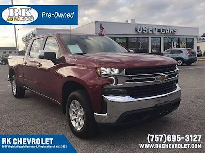 2019 Chevrolet Silverado 1500 Crew Cab 4x4, Pickup #215862A - photo 1